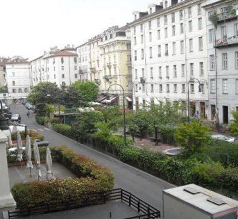 Cascina Quadrilatero, un orto al centro di Torino