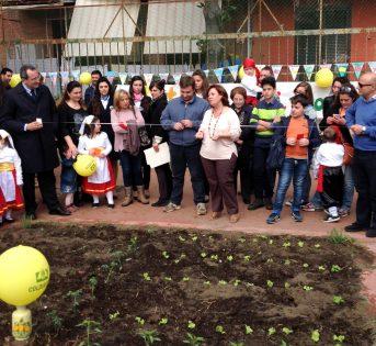 ?L'orto dei bambini di Monterosa fa rinascere l'area di Scampia