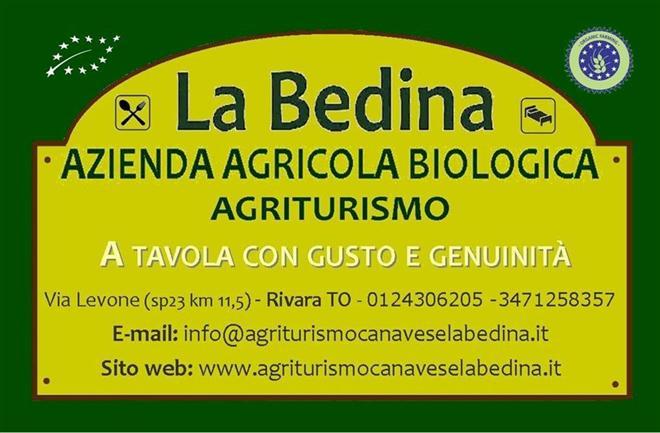 Agriturismo La Bedina - Azienda Agricola Biologica