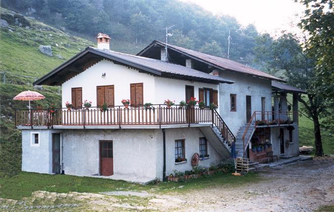 Agriturismo Alpe Sacchi