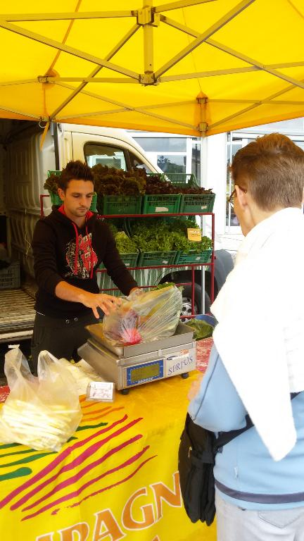 Il mercato di Campagna Amica di Istrana