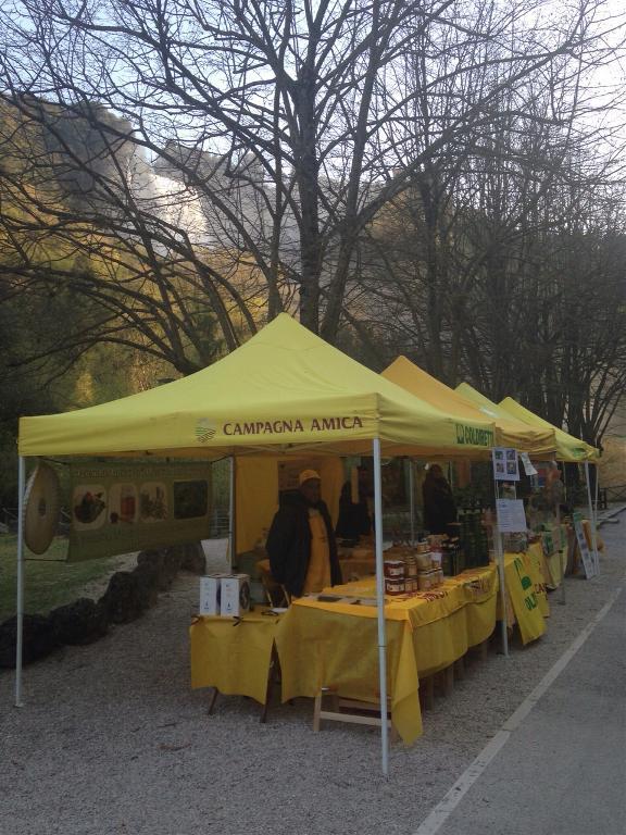 Mercato di Campagna Amica delle Cascate delle Marmore di Terni