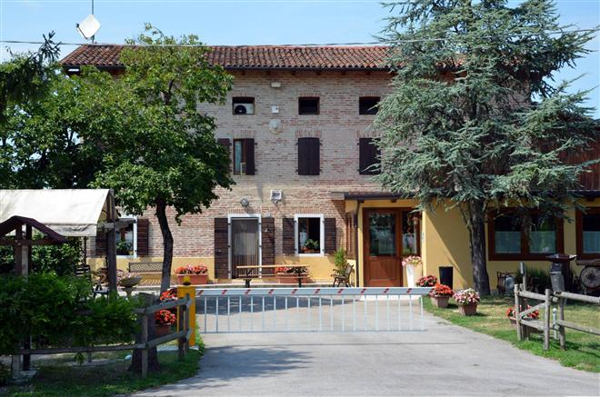 Agriturismo Cain Orbo
