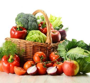 Frutta e verdura alleati perfetti per perdere peso dopo le Feste