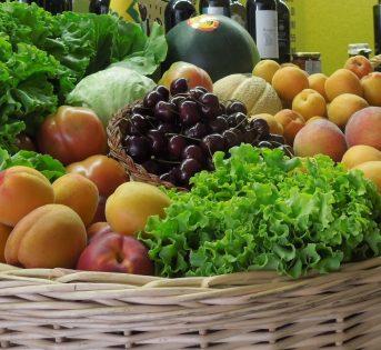 Fai il pieno di vitamine con la frutta e la verdura di stagione