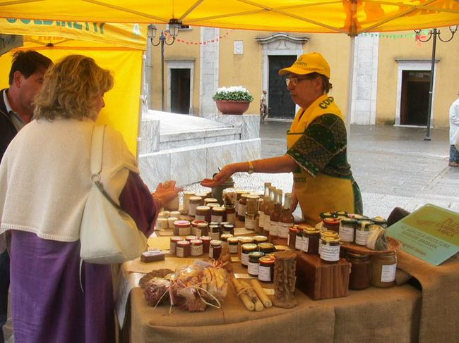 Mercato di Campagna Amica di Arezzo