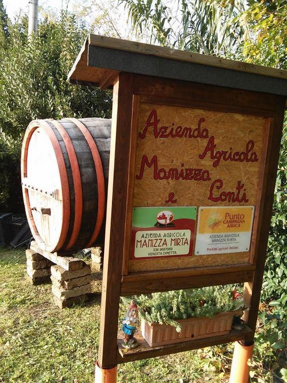 Azienda Agricola Manizza Mirta