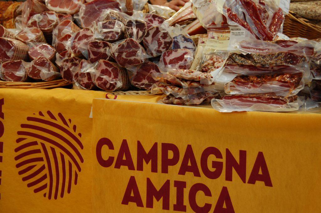 Mercato di Campagna Amica al Circo Massimo di Roma
