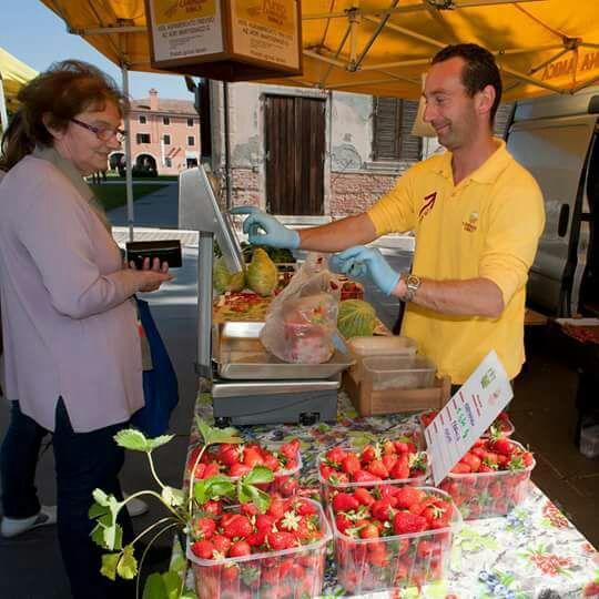 AZ. AGR. MARTIGNAGO GIANCARLO - frutta e verdura