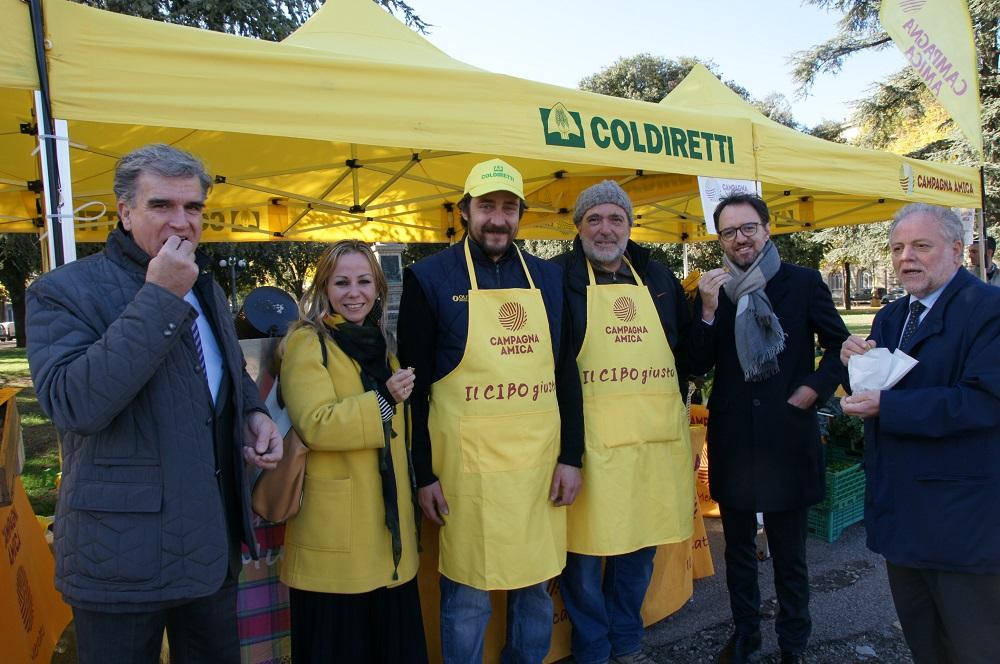 Mercato di Campagna Amica di Firenze Piazza Indipendenza