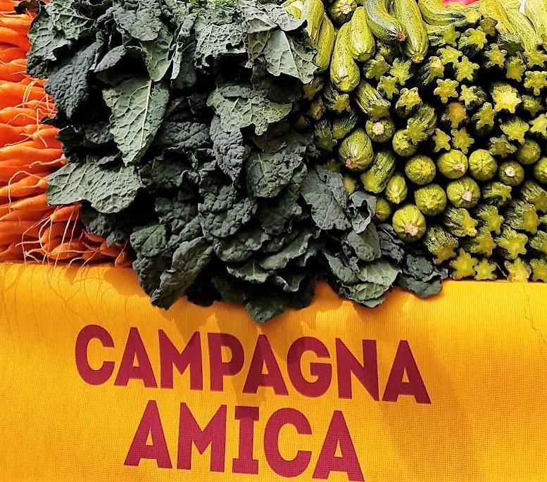 Mercato di Campagna Amica Piazza Isolo Verona