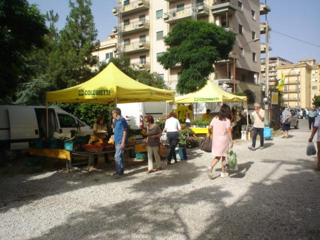 Mercato di Campagna Amica Caltanissetta