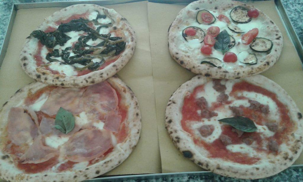 Pizzeria d'asporto di Guarraci Simone