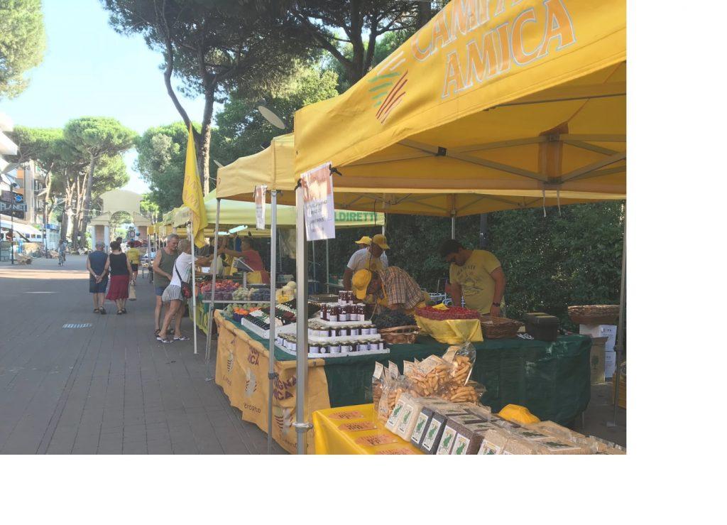 Spiaggia e Sapori - Campagna Amica a Lido degli Estensi di Comacchio