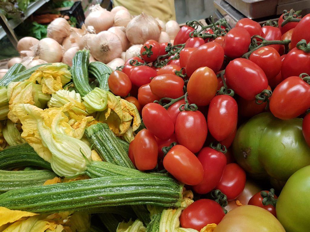 Agosto, una spesa ricca di Vitamine e tanto gusto