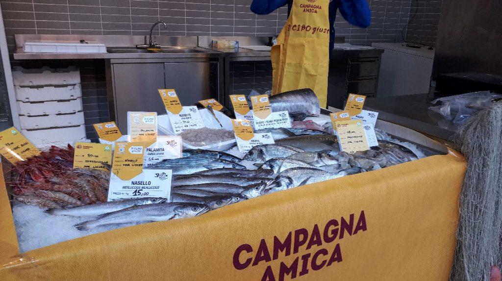 Additivi alimentari e sostanze chimiche, attenzione sul banco del pesce
