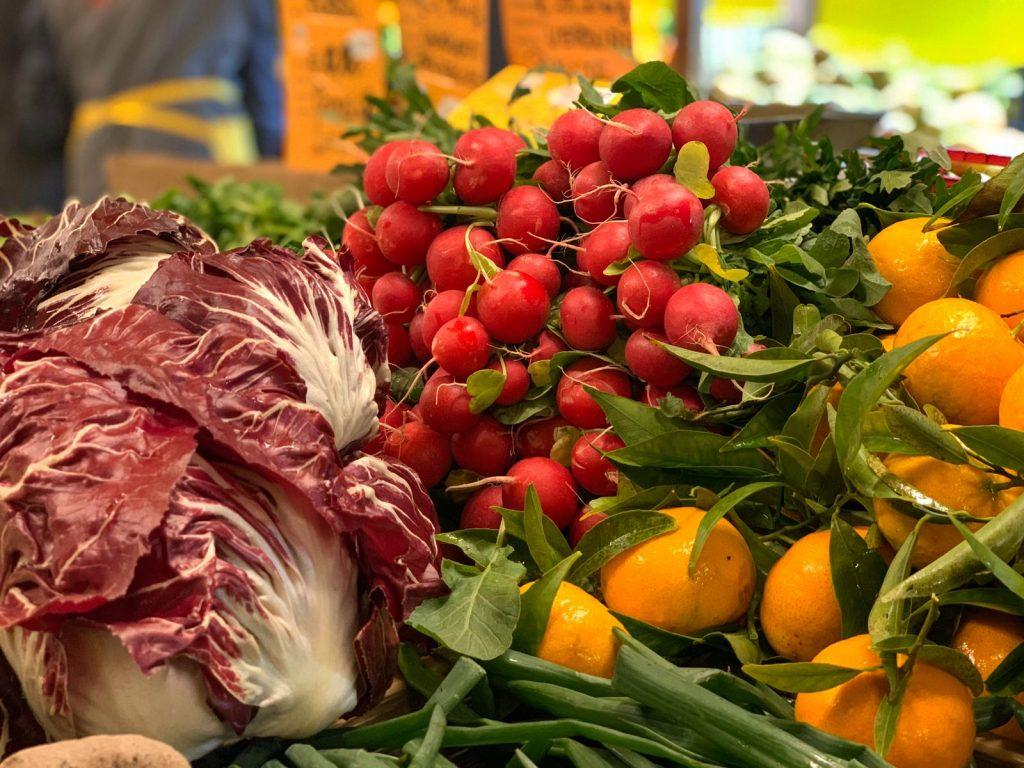 Febbraio, la spesa di stagione nei mercati di Roma