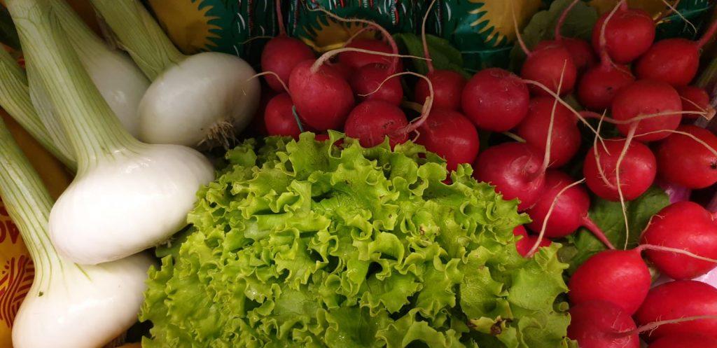 Frutta e verdura, scendono gli acquisti a 8,5 miliardi di chili