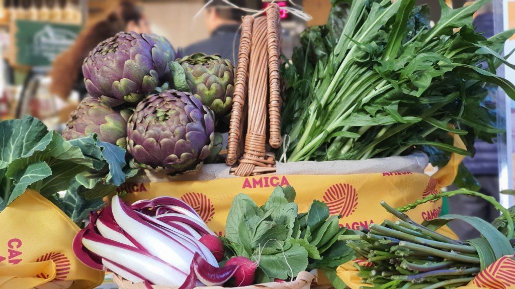 Consegne in tutta Italia: spesa e piatti contadini a casa tua