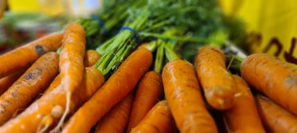 Carote, fonte di minerali e vitamine