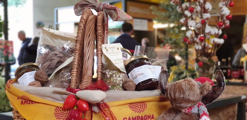 Cibo locale per i tuoi regali di Natale, scegli i nostri mercati