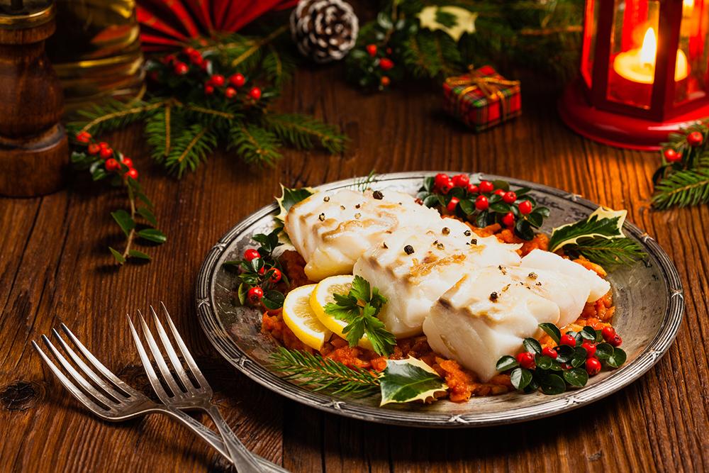 Il pesce nelle tradizioni italiane delle Feste