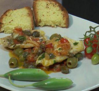 La ricetta di marzo, nasello alla siciliana