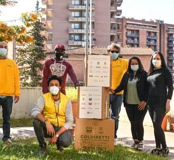 Solidarietà, stanziati 340 milioni in aiuti alimentari