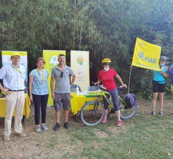 In bici tra cibo, cultura e territorio