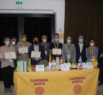 Campagna Amica on the beach: nelle Marche premiati gli agricoltori custodi