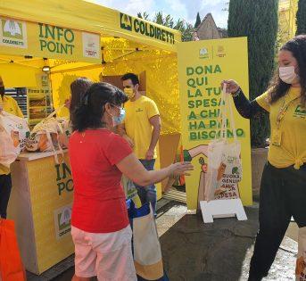 G20 Firenze, salgono a oltre 5,5 milioni di cibo donati