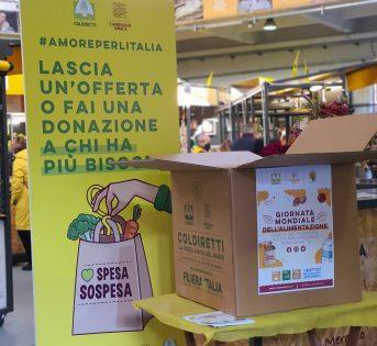 Giornata Mondiale Alimentazione: 5,6 milioni di italiani in povertà assoluta